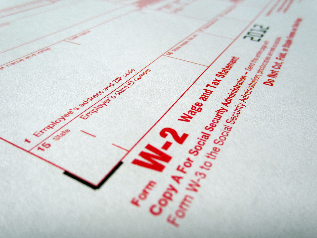 IRS's New W-2 Regulations Face Problems