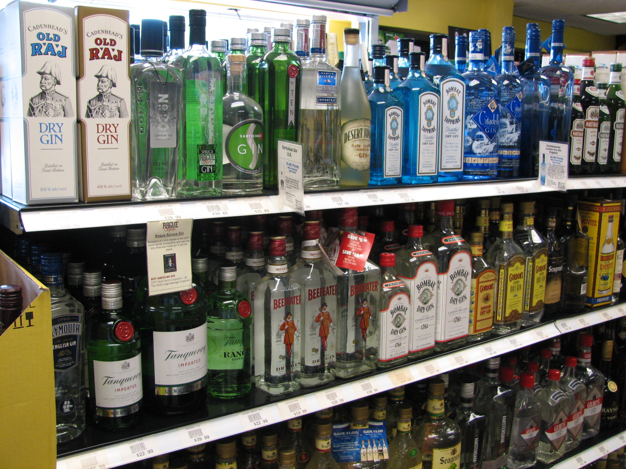 Utah Liquor Board Accounting System Causes Big Errors