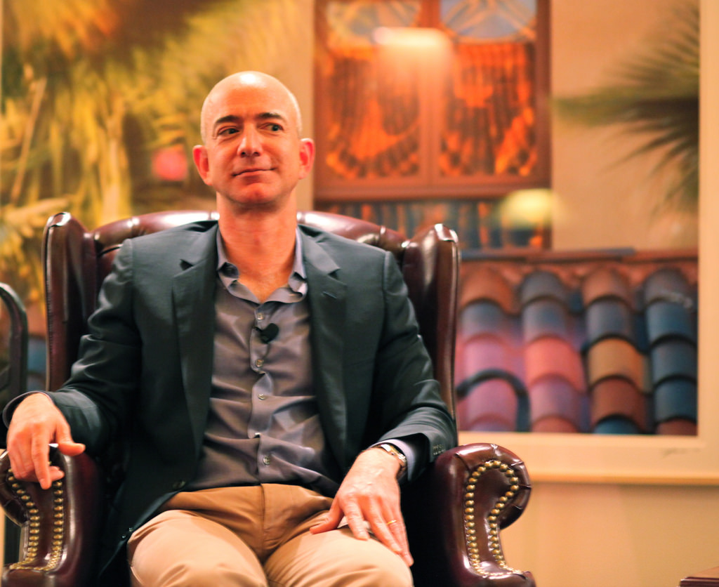 Jeff Bezos Dethrones Bill Gates As World's Richest Man